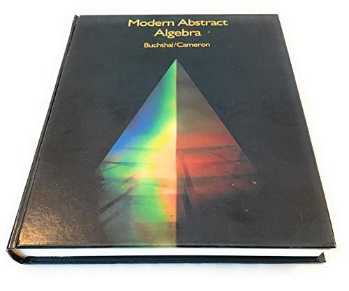 9780871500571: Modern Abstract Algebra