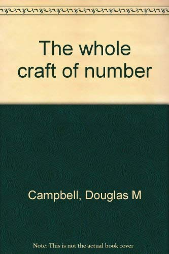 Whole Craft of Number