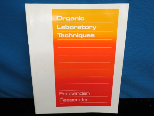 9780871507037: Laboratory Techniques for Organic Chemistry