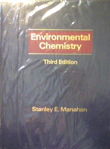 9780871507372: Environmental Chemistry