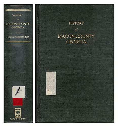 History of Macon County Georgia: Hays, Louise Frederick