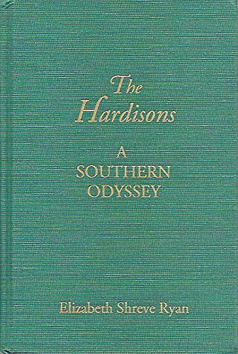 9780871525017: The Hardisons: A Southern Odyssey