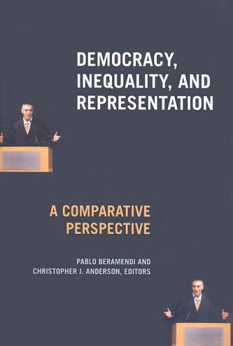9780871540881: Democracy, Inequality, and Representation: A Comparative Perspective