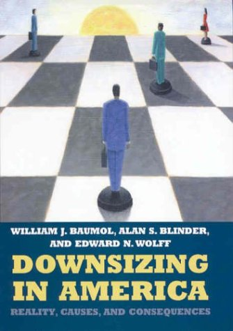 9780871540942: Downsizing in America: Reality, Causes, and Consequences