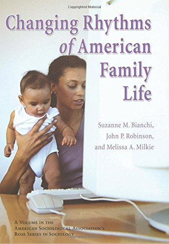 9780871541369: Changing Rhythms of American Family Life (Rose Series in Sociology)