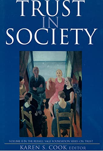 9780871541819: Trust in Society (Russell Sage Foundation Series on Trust)
