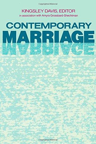 9780871542212: Contemporary Marriage