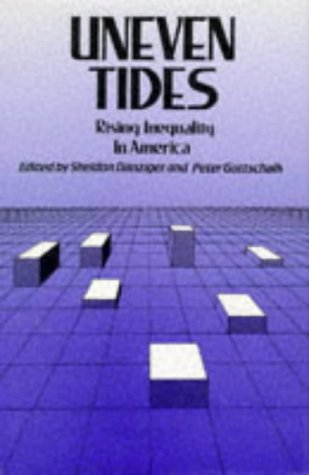 9780871542229: Uneven Tides: Rising Inequality in America