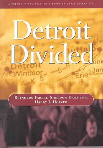 9780871542434: Detroit Divided