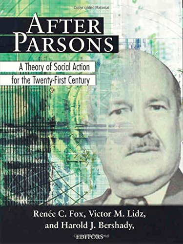 9780871542694: After Parsons: A Theory of Social Action for the Twenty-First Century