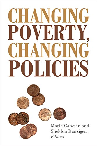 9780871543103: Changing Poverty, Changing Policies (Institute for Research on Poverty Series on Poverty and Public Policy)