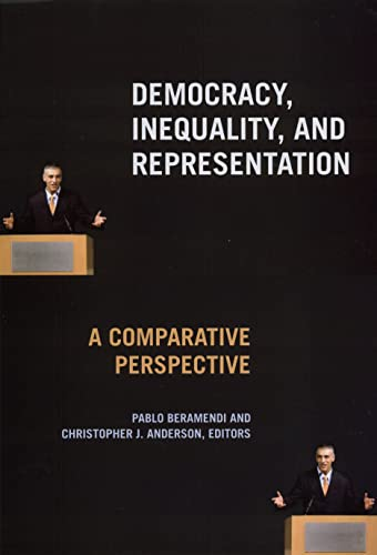 9780871543240: Democracy, Inequality, and Representation in Comparative Perspective