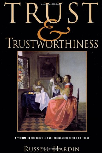 9780871543417: Trust and Trustworthiness
