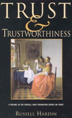 9780871543424: Trust and Trustworthiness