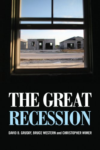 9780871544216: The Great Recession
