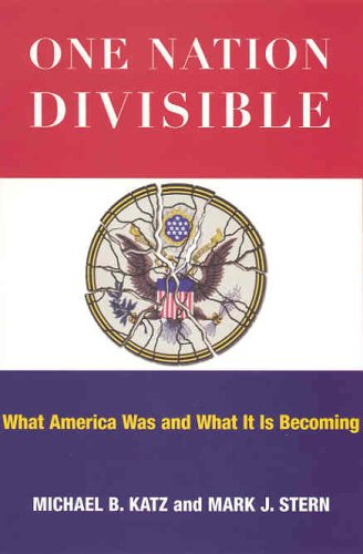 9780871544452: One Nation Divisible: What America Was and What It Is Becoming (Russell Sage Foundation Census)