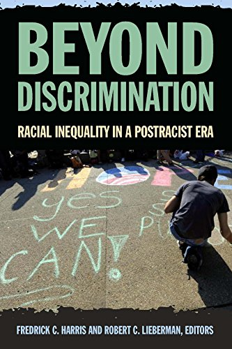 9780871544551: Beyond Discrimination: Racial Inequality in a Post-Racist Era