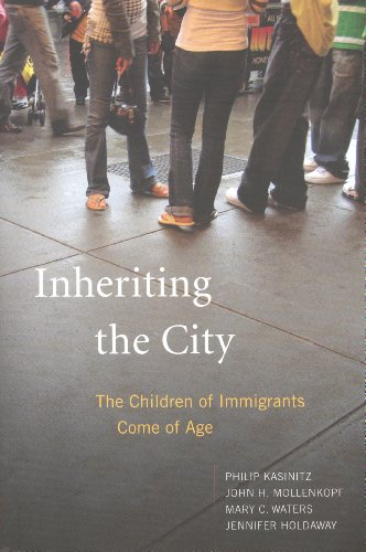 9780871544780: Inheriting the City: The Children of Immigrants Come of Age