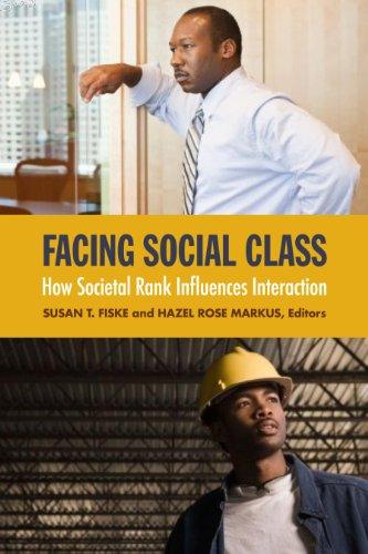 9780871544797: Facing Social Class: How Societal Rank Influences Interaction