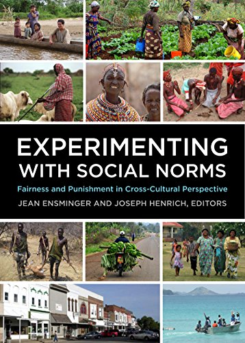 9780871545008: Experimenting With Social Norms: Fairness and Punishment in Cross-Cultural Perspective