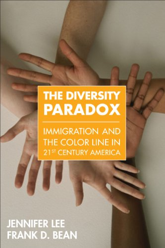9780871545138: The Diversity Paradox: Immigration and the Color Line in Twenty-First Century America