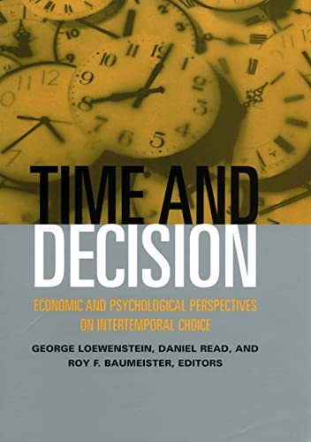 9780871545589: Choice Over Time