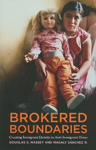 9780871545794: Brokered Boundaries: Immigrant Identity in Anti-Immigrant Times
