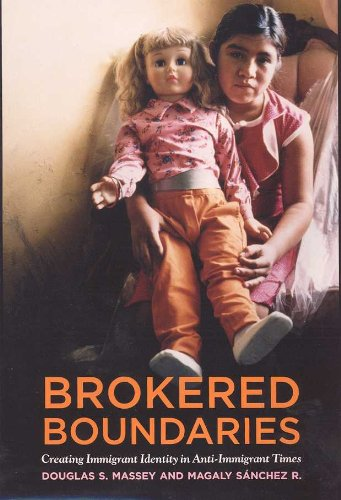 9780871545800: Brokered Boundaries: Immigrant Identity in Anti-Immigrant Times