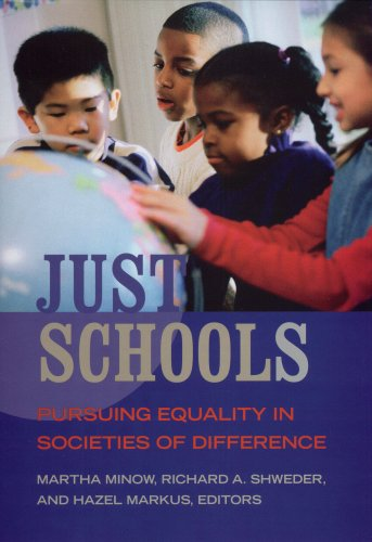 9780871545831: Just Schools: Pursuing Equality in Societies of Difference