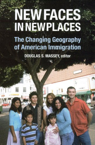 9780871545862: New Faces in New Places: The Changing Geography of American Immigration