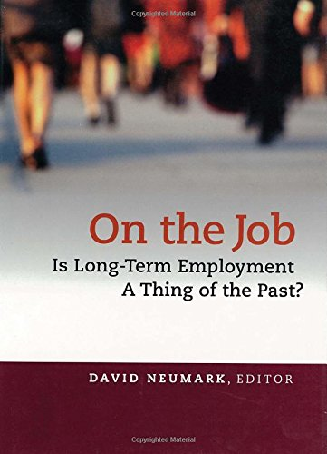 9780871546180: On the Job : Is Long-Term Employment a Thing of the Past?