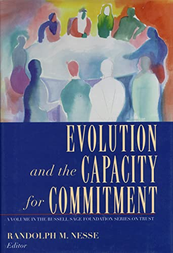9780871546227: Evolution and the Capacity for Commitment (Russell Sage Foundation Series on Trust, V. 3)