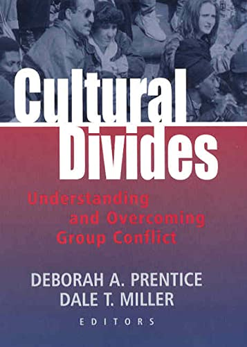 9780871546890: Cultural Divides: Understanding and Overcoming Group Conflict