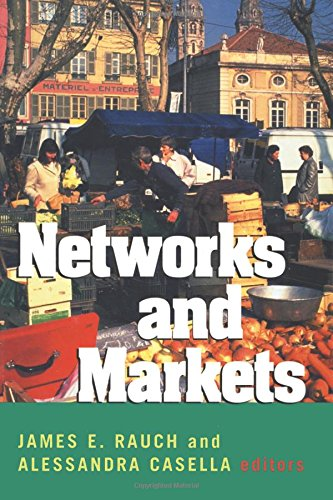 9780871547002: Networks and Markets