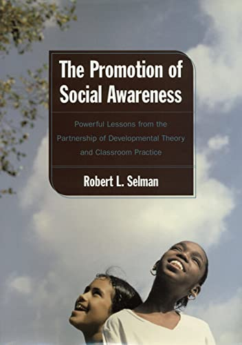 9780871547569: Promotion of Social Awareness: Powerful Lessons for the Partnership of Developmental Theory and