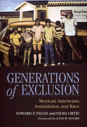 9780871548498: Generations of Exclusion: Mexican Americans, Assimilation, and Race