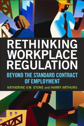 9780871548597: Rethinking Workplace Regulation: Beyond the Standard Contract of Employment