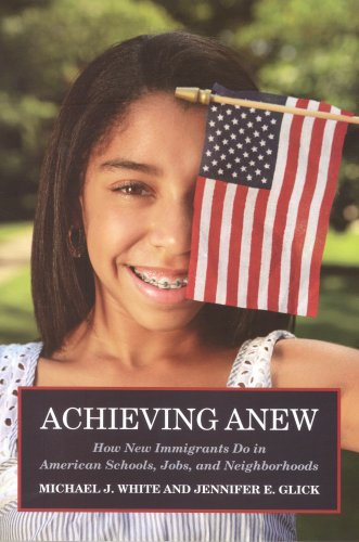 9780871549204: Achieving Anew: How New Immigrants Do in American Schools, Jobs, and Neighborhoods