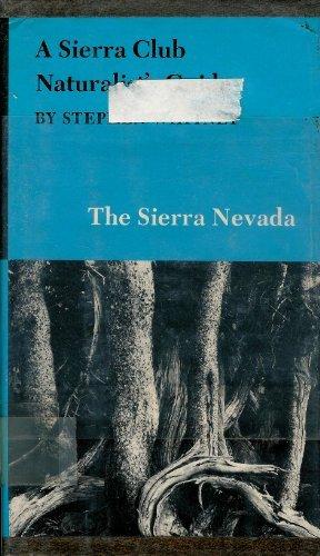 9780871562159: A Sierra Club Naturalist's Guide to the Sierra Nevada