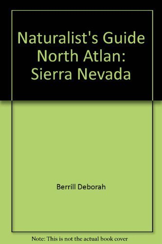 9780871562425: A Sierra Club Naturalist's Guide to the North Atlantic Coast: Cape Cod to Newfoundland