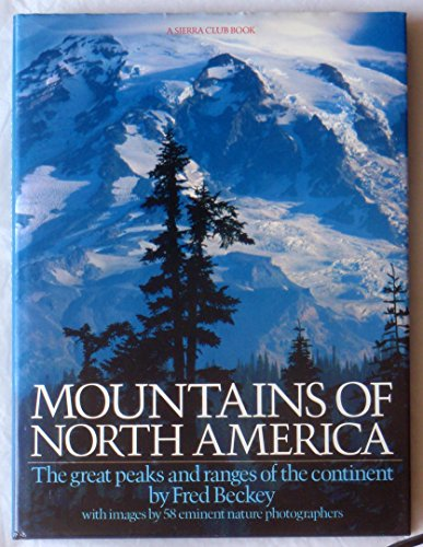 9780871563200: Mountains of North America