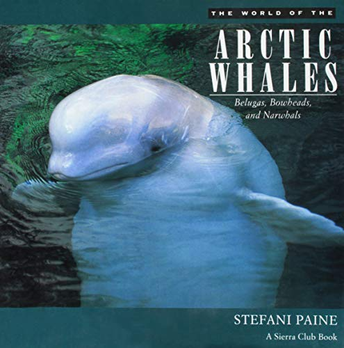 9780871563781: The World of the Arctic Whales: Belugas, Bowheads, and Narwhals