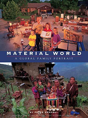 9780871564306: Material World: A Global Family Portrait (Sierra Club Books Publication)