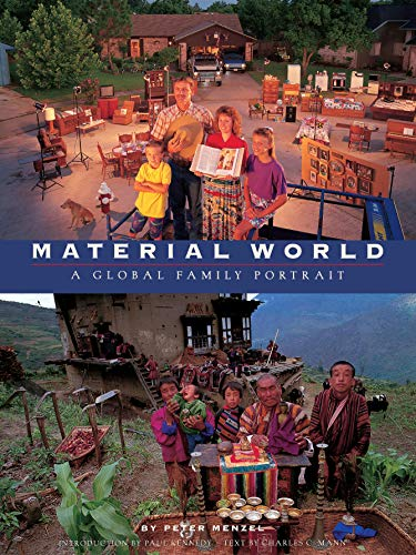 9780871564306: Material World: A Global Family Portrait