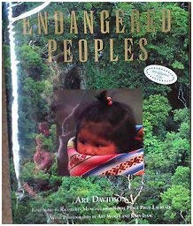 Endangered Peoples (0871564572) by Art Davidson