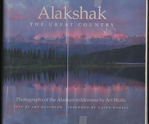 Alakshak: The Great Country; plus Alaska Postcard Collection Book