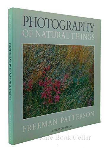 9780871566997: Photography of Natural Things