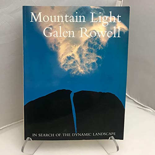 9780871567246: Mountain Light: In Search of the Dynamic Landscape