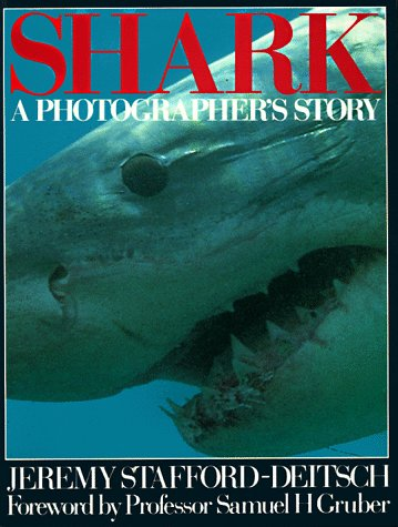 9780871567338: Shark: A Photographer's Story