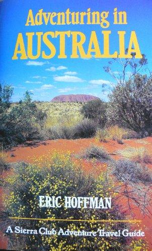 9780871567420: ADVENTURING IN AUSTRALIA